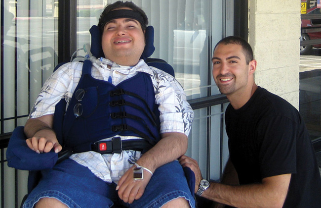 Daniel John Kassab's story inspired Danny's Home Health Care